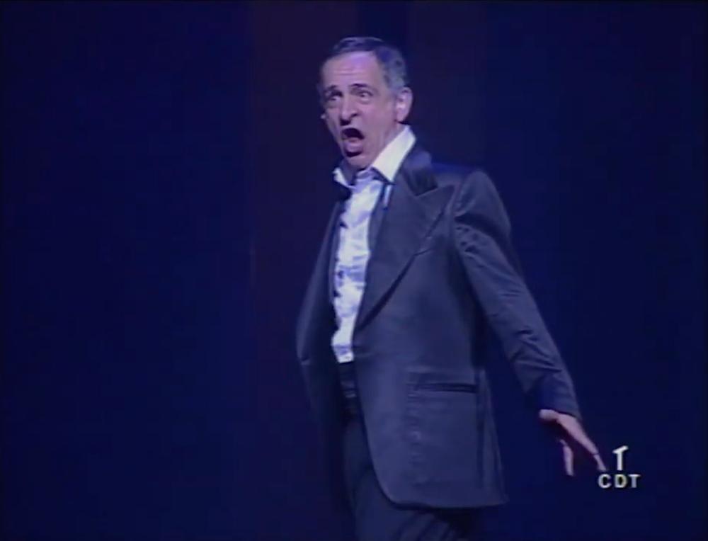 Follies dirigida por Mario Gas en el teatro Español de Madrid
